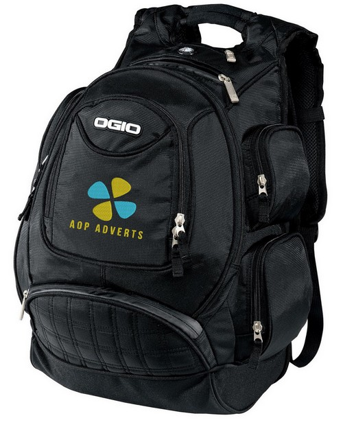 Custom Logo Embroidered Ogio Metro Pack
