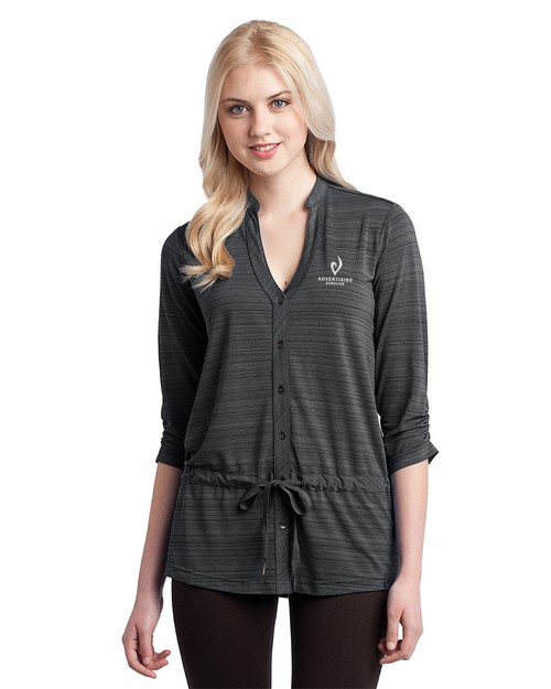 Ogio Logo Embroidered Elixir Tunic - For Women