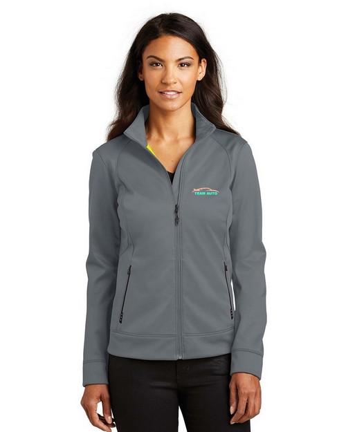 Ogio Logo Embroidered Torque II Jacket Logo Embroidered - For Women