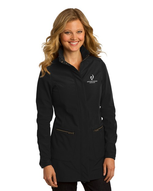 Ogio Intake Trench Custom Logo Embroidered - For Women