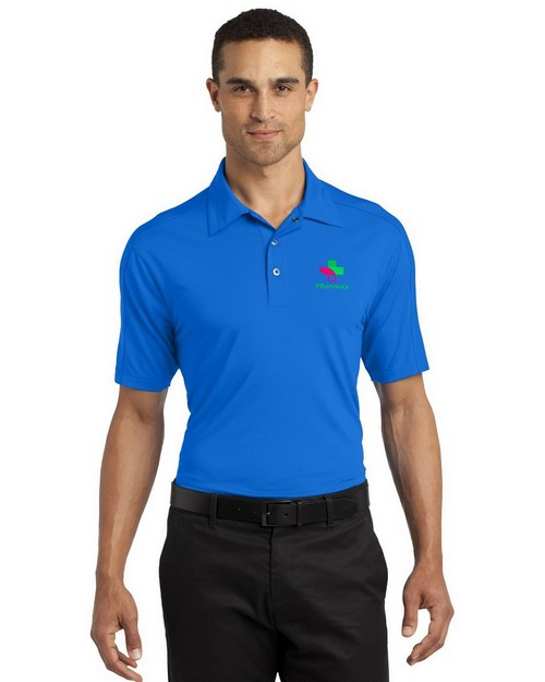 Ogio Logo Embroidered Linear Polo Shirt - For Men
