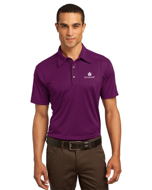 Ogio Custom Logo Embroidered Hybrid Polo Shrit - For Men