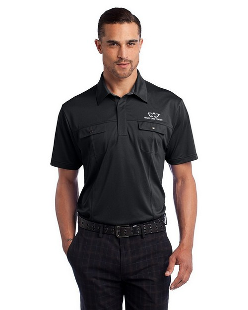 Ogio Custom Logo Embroidered Axle Polo Shirt - For Men