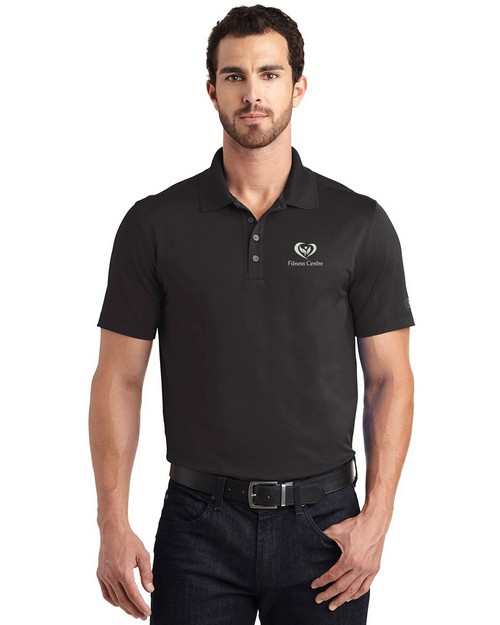 Ogio Logo Embroidered Metro Polo Shirt - For Men