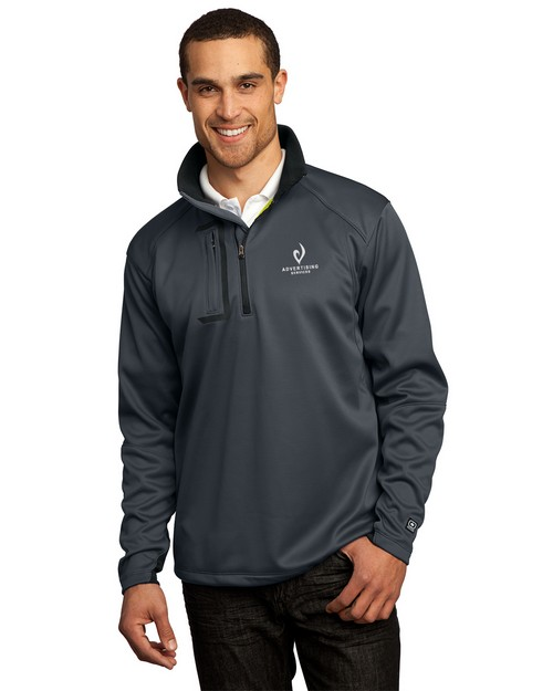 Ogio Logo Embroidered Torque Pullover - For Men