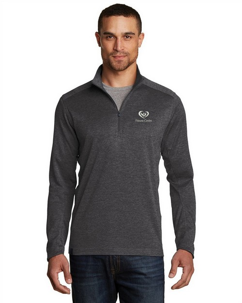 Ogio OG202 Pixel 1/4 Zip Jacket - For Men