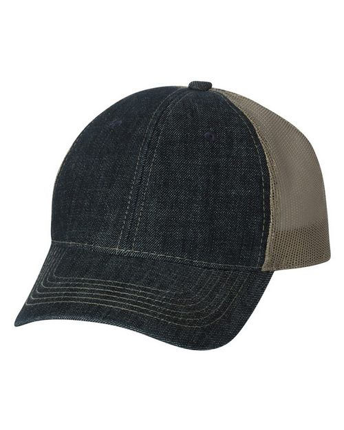 Outdoor Cap DN200M Denim Mesh Back Cap