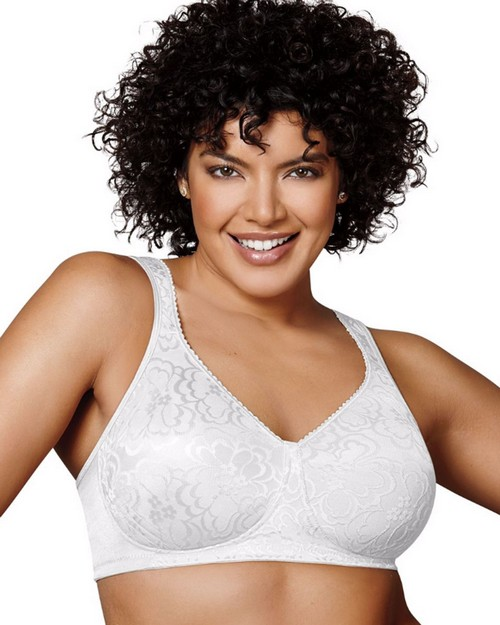 Playtex 4745B 18 Hour Ultimate Lift & Support Wirefree Bra