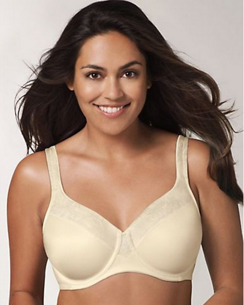 Playtex 4S83 Secrets Undercover Slimming Shaping Underwire Bra