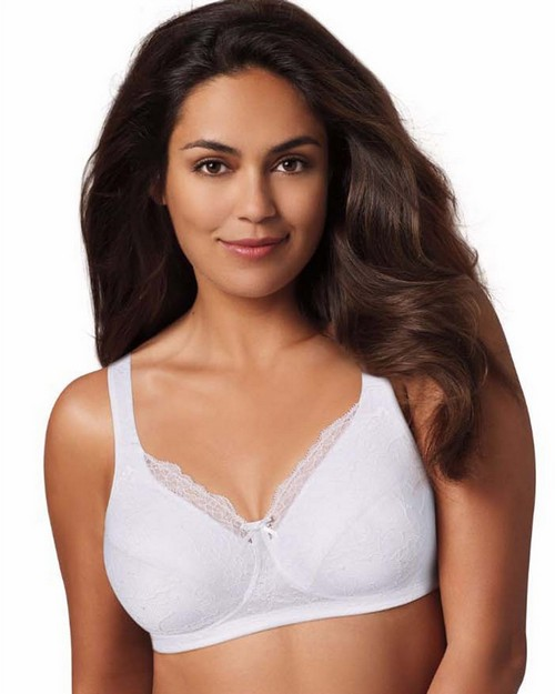 Playtex E515 18 Hour Perfect Lift Wirefree Bra With Inner Boostu Panels