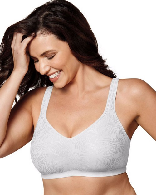 Playtex US3000 18 Hour Seamless Cool Comfort Wirefree Bra