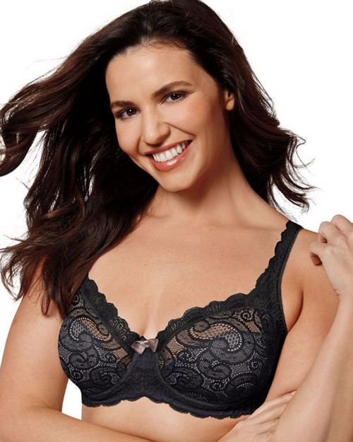 Playtex US4825 Love My Curves Sexy Lift Underwire Bra