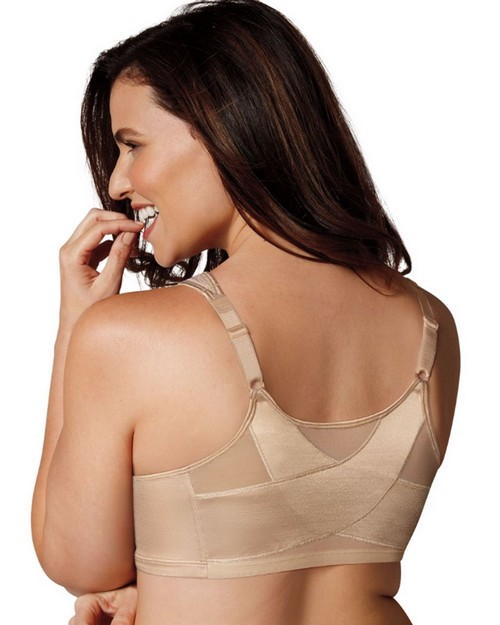 Playtex USE525 18 Hour Front Close Posture Bra