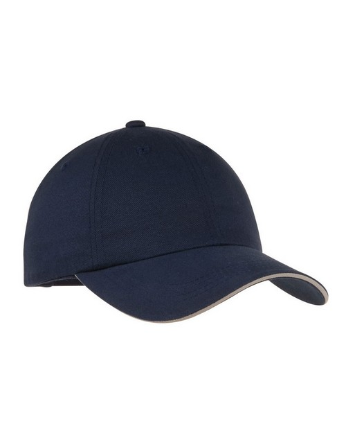 Port Authority C832 Reflective Sandwich Bill Cap