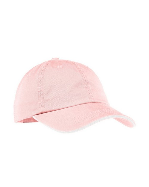 Port Authority LC830 Ladies Sandwich Bill Cap.