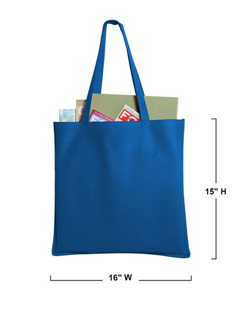Port Authority B156 Polypropylene Tote