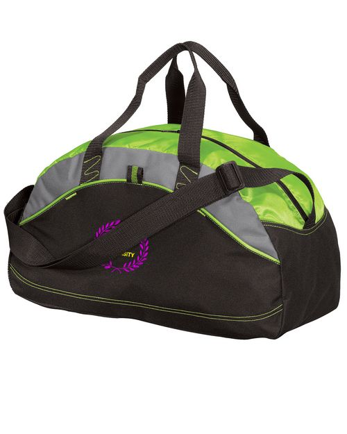 Port Authority BG1060 Improved Small Contrast Duffel