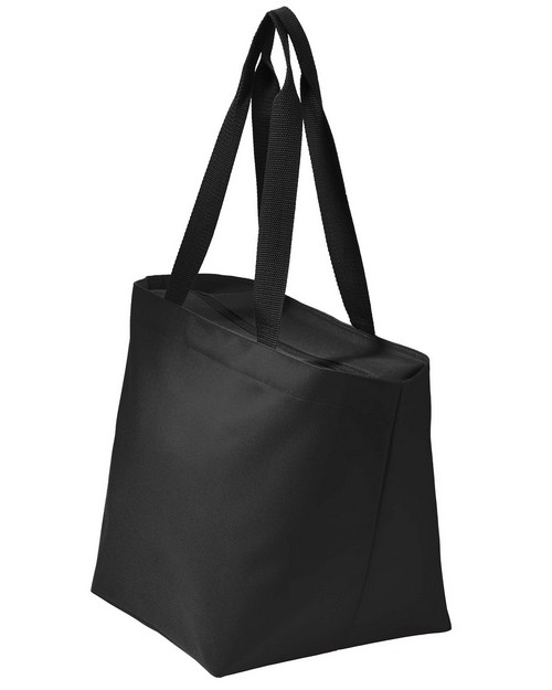 Port Authority BG409 Carry All Zip Tote
