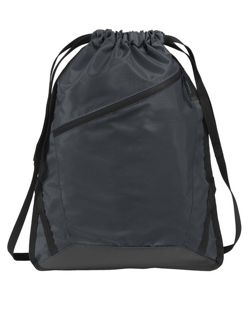 Port Authority BG616 Zip-It Cinch Pack