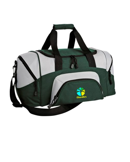 Port Authority BG990S Improved Colorblock Small Sport Duffel