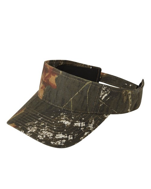Port Authority C822 Camouflage Visor