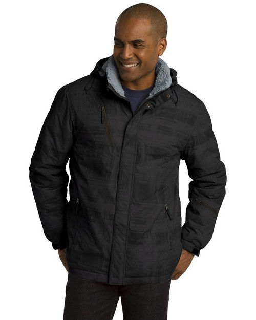 Port Authority J320 Brushstroke Insulated Jacket