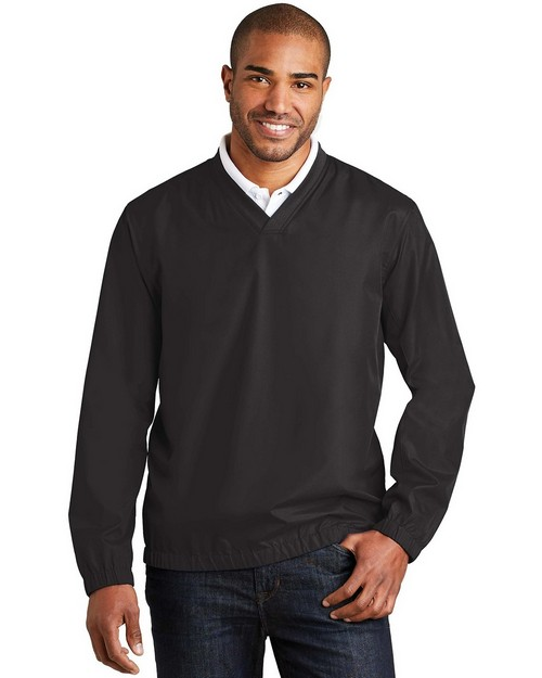 Port Authority J342 Zephyr V-Neck Pullover