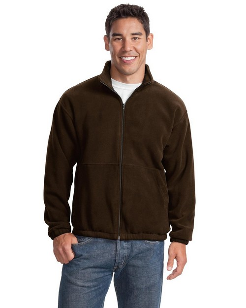 Port Authority JP77 R Tek Fleece Full Zip Jacket