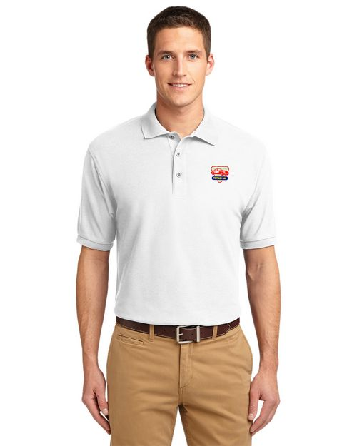 Port Authority K500 Silk Touch Polo for Men