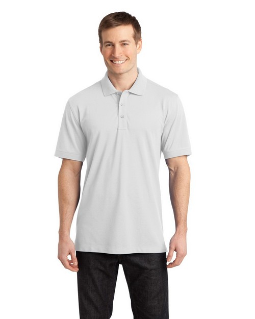 Port Authority K555 Stretch Pique Polo