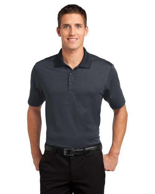 Port Authority K558 Fine Stripe Performance Polo