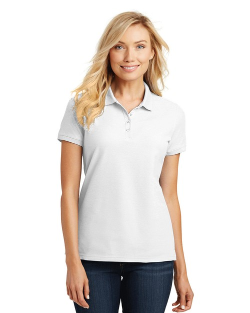 Port Authority L100 Ladies Core Classic Pique Polo
