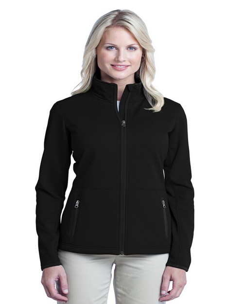 Port Authority L222 Ladies Pique Fleece Jacket