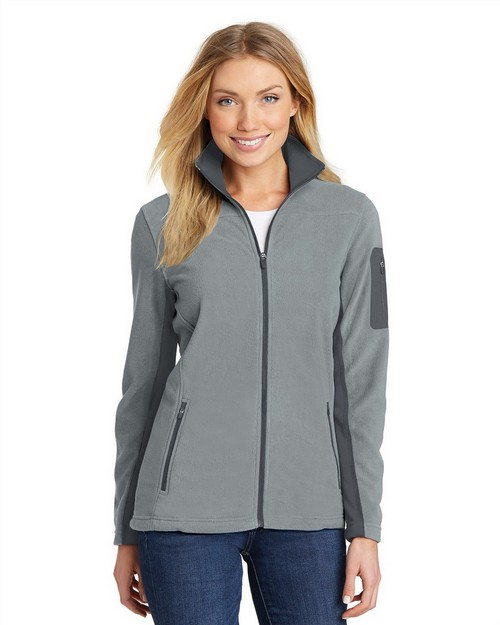 Port Authority L233 Ladies Summit Fleece Full-Zip Jacket