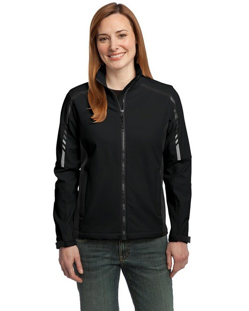 Port Authority L307 Ladies Embark Soft Shell Jacket
