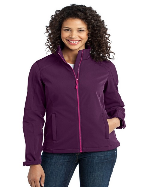 Port Authority L316 Ladies Traverse Soft Shell Jacket