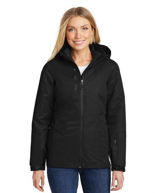 Port Authority L332 Ladies Vortex Waterproof 3-in-1 Jacket