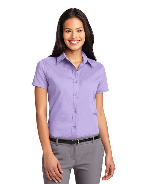 Port Authority L508 Ladies Short Sleeve Easy Care Shirt
