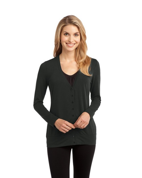 Port Authority L545 Ladies Concept Cardigan