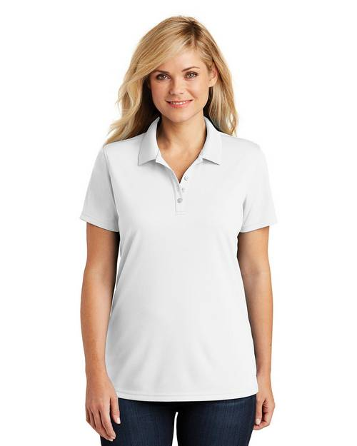 Port Authority LK110 Ladies Dry Zone UV Micro Mesh Polo Shirt
