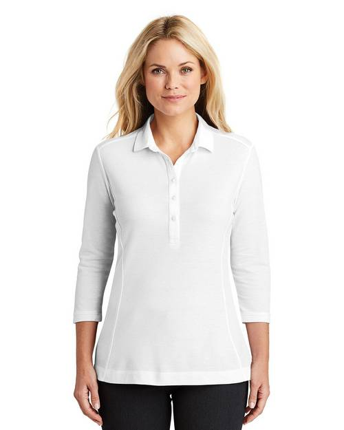 Port Authority LK581 Ladies Coastal Cotton Blend Polo Shirt