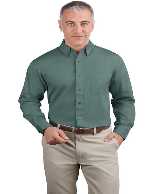Port Authority S620 Stretch Poplin Shirt
