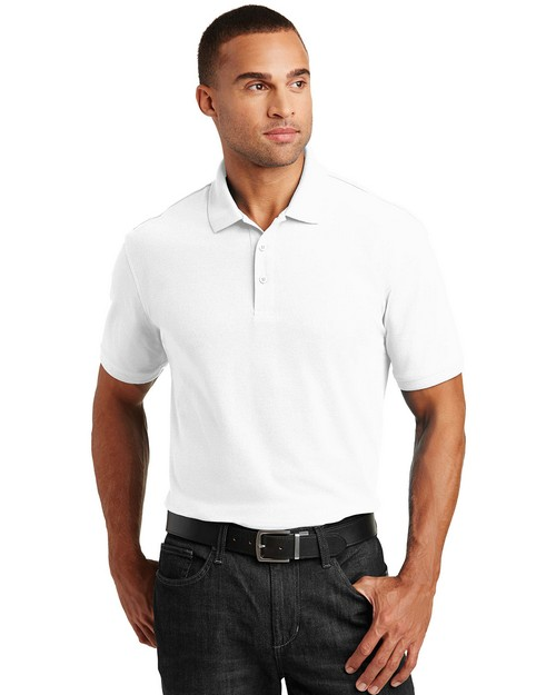 Port Authority TLK100 Tall Core Classic Pique Polo