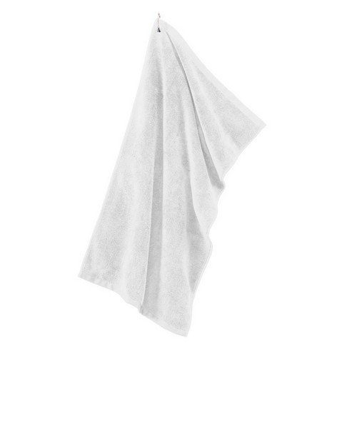 Port Authority TW530 Grommeted Microfiber Golf Towel