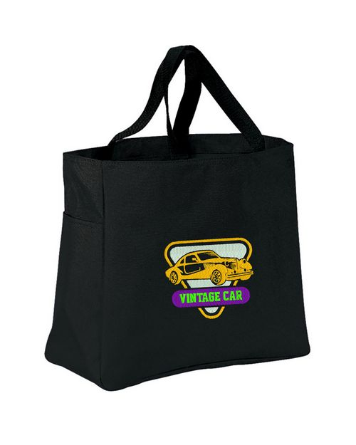Port Authority B0750 Improved Essential Tote