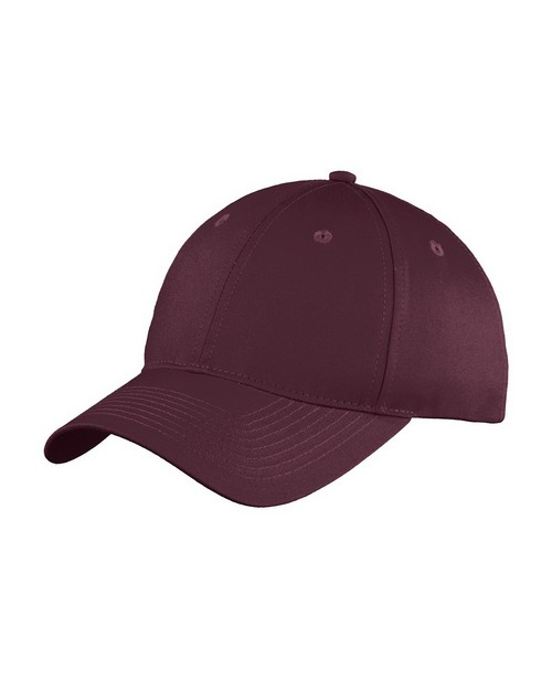 Port & Company C914 Six-Panel Unstructured Twill Cap