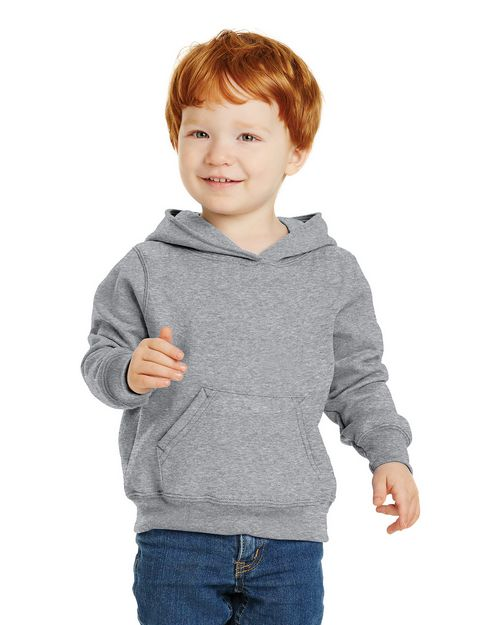 Port & Company CAR78TH Toddler Pullover Hooded Sweatshirt