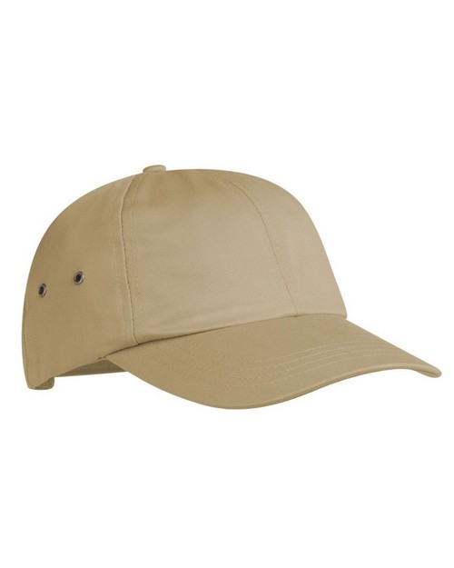 Port & Company CP81 Fashion Twill Cap with Metal Eyelets