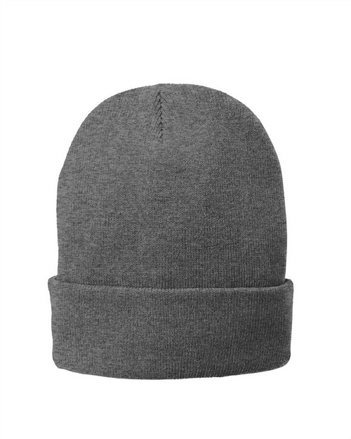 Port & Company CP90L Fleece Lined Knit Cap