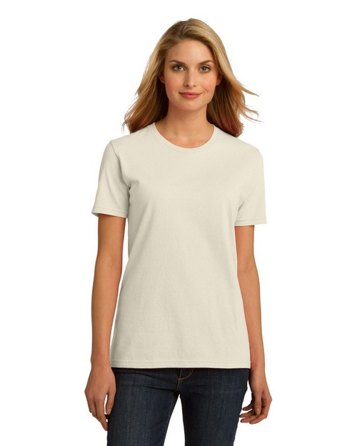 Port & Company LPC150ORG Ladies Organic Ring Spun Cotton